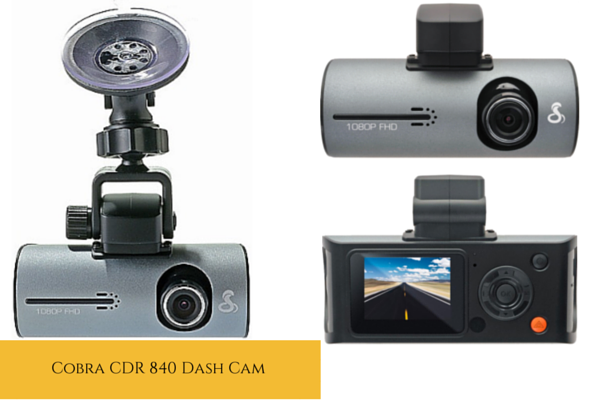 Cobra CDR 840 Dashboard Camera
