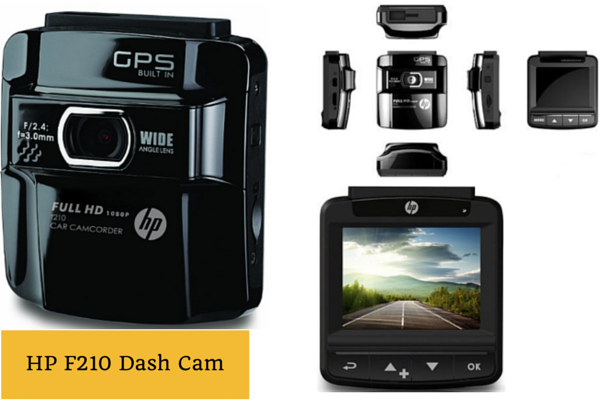HP-F210-Car-Camcorder