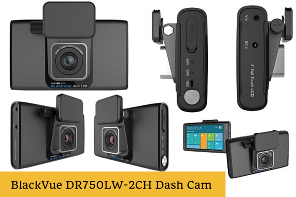 BlackVue DR750LW-2CH Dashboard Camera