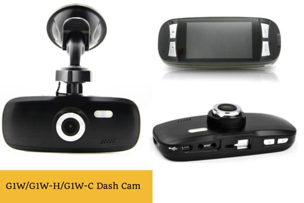G1W G1WH G1W-C Dash Cam