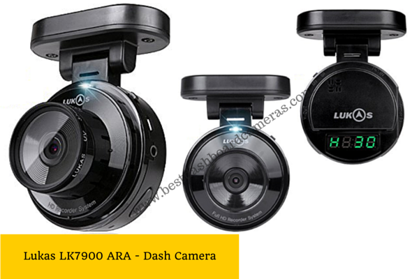 Lukas LK7900 ARA Dash Cam