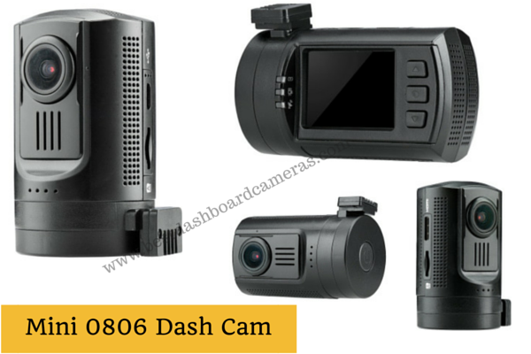 Mini 0806 Dash Cam