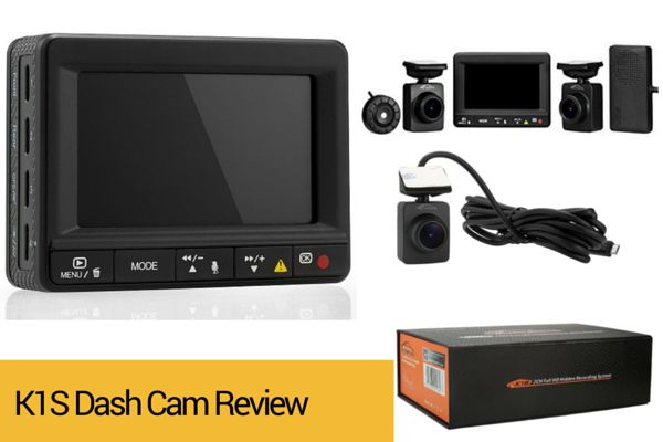 Koonlung K1S Dash Cam Review
