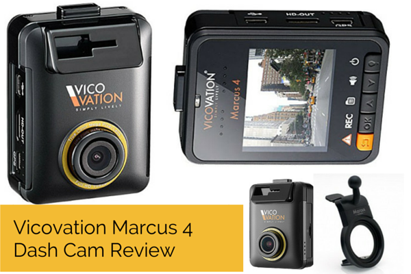 Vico Marcus 4 Dash Cam Review